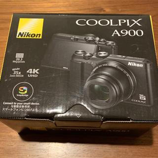ニコン(Nikon)のNikon Coolpix A900(コンパクトデジタルカメラ)