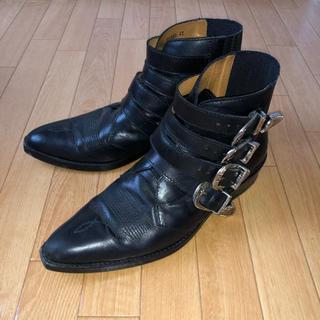 トーガ(TOGA)のTOGA VIRILIS Western boots 27.5(ブーツ)