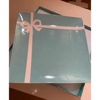 ティファニー(Tiffany & Co.)のティファニー大皿プレート二枚セット(食器)