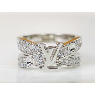 LOUIS VUITTON - 値下がりします  今日を限定します 大人気です 指輪 サイズ  7