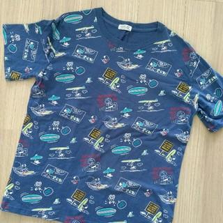 スヌーピー(SNOOPY)のSNOOPY 男女兼用 Lサイズ Tシャツ 中古(Tシャツ(半袖/袖なし))