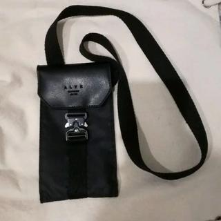 Balenciaga - ALYX phone buckle bag