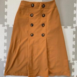 アンティックラグ(antic rag)のアンティックラグ トレンチタイトスカート(ロングスカート)