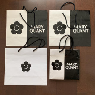 マリークワント(MARY QUANT)のマリークワント ショップ袋 4枚(ショップ袋)