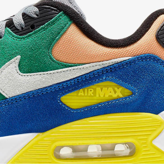 NIKE(ナイキ)のエアーマックス90 VIOTECH メンズの靴/シューズ(スニーカー)の商品写真