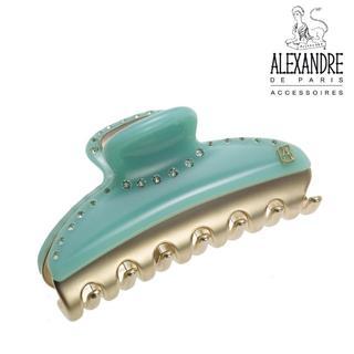 アレクサンドルドゥパリ(Alexandre de Paris)のクーポンまで様専用2点クリップ/alexandre de paris(バレッタ/ヘアクリップ)