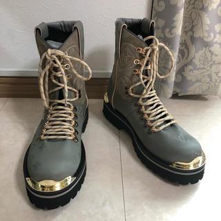 ルイヴィトン(LOUIS VUITTON)のルイヴィトン/ブーツ/LVアウトランド・ライン/サイズ42(ブーツ)