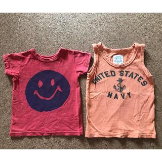 MARKEY'S - マーキーズ Tシャツ タンクトップ セット 80サイズ 90サイズ