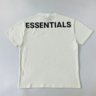 フィアオブゴッド(FEAR OF GOD)のFear Of God -FOG Essentials Tシャツ 白(Tシャツ(半袖/袖なし))