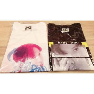 シャイニー(SHINee)のSHINee テミン グッズ Tシャツ 黒 Lサイズ 新品(アイドルグッズ)