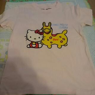 ハローキティ(ハローキティ)のキティTシャツ(Tシャツ(半袖/袖なし))