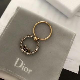 Dior - Dior  ディオール指輪