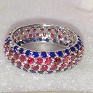 シンセティックストーンリング 指輪 シルバー925(リング(指輪))