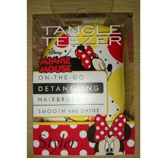 Disney - 【TANGLETEEZER】タングルティーザー コンパクトStylerヘアブラシ