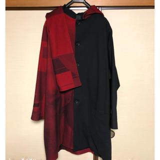 ヨウジヤマモト(Yohji Yamamoto)のヨウジヤマモト  18aw コート(チェスターコート)