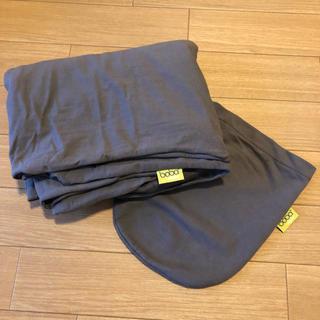 ビームス(BEAMS)のボバラップ Boba Wrap オーガニックOrganic ダークグレー  (抱っこひも/おんぶひも)