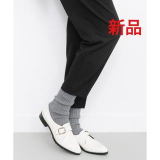 ケービーエフ(KBF)の新品 KBF モンクマニッシュシューズ ケービーエフ(ローファー/革靴)