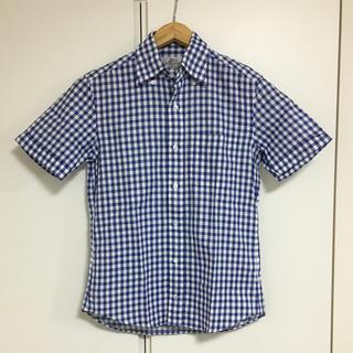 UNITED ARROWS - 【期間限定価格】ユナイテッドアローズの半袖ギンガムチェックシャツ