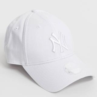ニューエラー(NEW ERA)のニューエラキャップ 帽子 ホワイト 白(キャップ)
