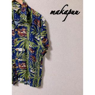マカブー(makapu'u)の値下げ makapuu アロハシャツ (シャツ)