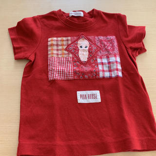 ピンクハウス(PINK HOUSE)のピンクハウス   Tシャツ 100(Tシャツ/カットソー)