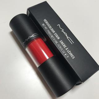 マック(MAC)の最終値下げ★新品未使用★MAC 真紅グロス(リップグロス)