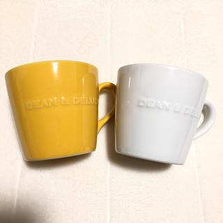 ディーンアンドデルーカ(DEAN & DELUCA)のDEAN & DELUCA  ペアカップ(グラス/カップ)