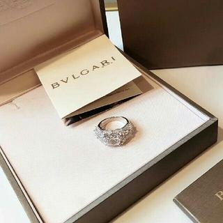 ブルガリ(BVLGARI)のサイズJP14 超美品 LADY BVLGARI レディースリング(指輪) 新品(リング(指輪))