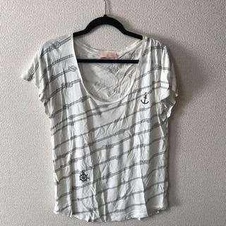 ビームス(BEAMS)のTシャツ 半袖 カットソー Tシャツ ビームス(Tシャツ(半袖/袖なし))