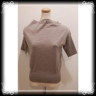 ヴィヴィアンウエストウッド(Vivienne Westwood)のイタリア製 新品 希少 ヴィヴィアン 半袖 定価¥72,360 Vivienne(ニット/セーター)