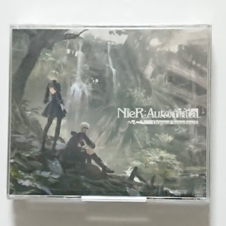 スクウェアエニックス(SQUARE ENIX)のニーアオートマタ サントラ CD(ゲーム音楽)