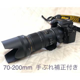 SIGMA - ニコン用シグマ 70-200mm F2.8 手ぶれ補正付き 保護フィルター付き
