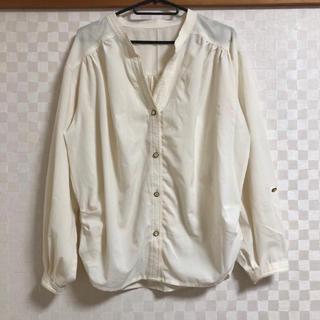 ジーナシス(JEANASIS)のジーナシス / とろみシャツ(シャツ/ブラウス(長袖/七分))