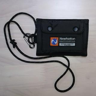 ビームス(BEAMS)のNewhattan / BEAMS 財布(折り財布)