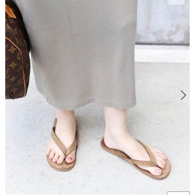 DEUXIEME CLASSE(ドゥーズィエムクラス)のDeuxieme Classe  EL NIDOFLIPS FLIPS レディースの靴/シューズ(サンダル)の商品写真