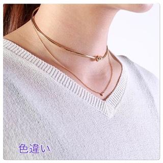 フリークスストア(FREAK'S STORE)の最終値下げ* FREAK'S STORE★ネジリチョーカー/新品(ネックレス)
