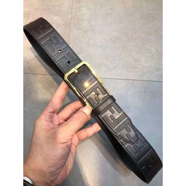 FENDI(フェンディ)のFENDI フェンディ ベルト メンズのファッション小物(ベルト)の商品写真