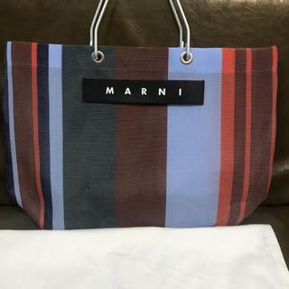 Marni - marni ストライプトート