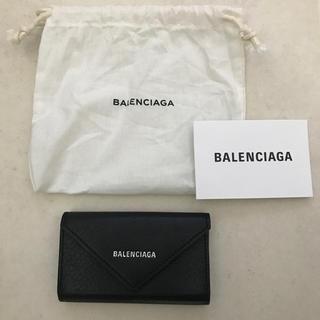 バレンシアガ(Balenciaga)の美品!バレンシアガ  キーケース  キーリング(キーケース)