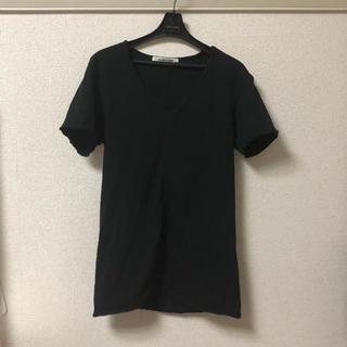 ヘルムートラング(HELMUT LANG)のHELMUT LANG★ヘルムートラング★Tシャツ★サイズS(Tシャツ/カットソー(半袖/袖なし))