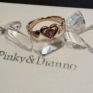 ピンキーアンドダイアン(Pinky&Dianne)のピンキー&ダイアン k10 リング(リング(指輪))