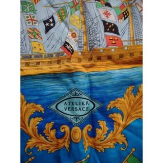 ヴェルサーチ(VERSACE)のヴェルサーチ スカーフ(バンダナ/スカーフ)