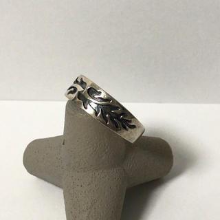 1030 シルバーリング 模様 (リング(指輪))