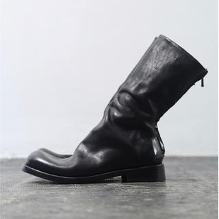 GUIDI - the last conspiracy ブーツ back zip boots
