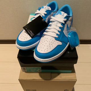 ナイキ(NIKE)のNIKE SB AIR JORDAN 1 LOW QS  UNC 28.5cm(スニーカー)