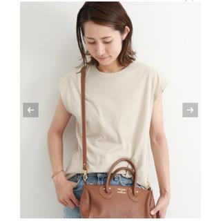 フレームワーク(FRAMeWORK)のFRAMeWORK フレンチスリーブ Tシャツ(Tシャツ(半袖/袖なし))