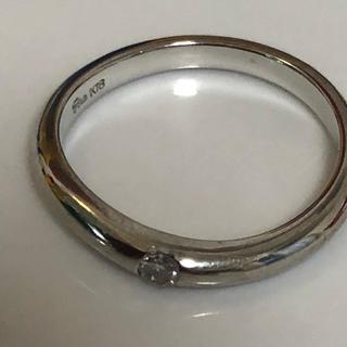 スタージュエリー(STAR JEWELRY)のスタージュエリー18kダイヤ入りリング(リング(指輪))