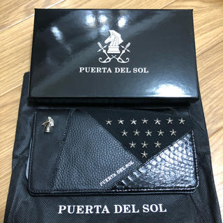 PUERTA DEL SOL - 新品未使用 プエルタデルソル☆長財布