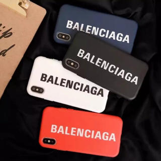 official photos 13d59 b9f80 Balenciaga - Balenciaga ケースiPhone XRの通販|ラクマ