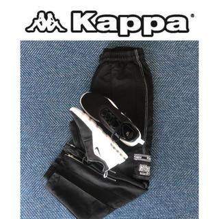 カッパ(Kappa)の海外 激レア 美品 希少 kappa カッパ デカロゴ パンツ(ジャージ)